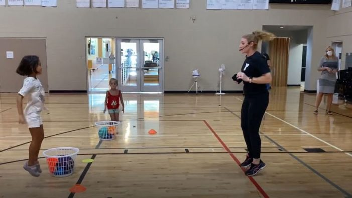 Rockwall YMCA brings fun to at-home learners with new fitness programs at the Y