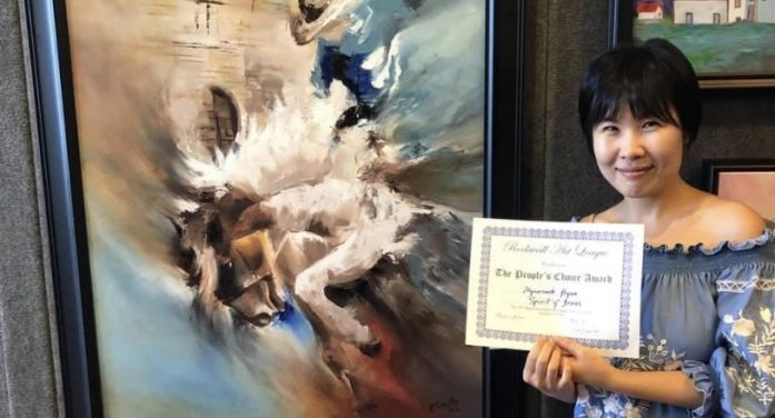 Rockwall Art League to present Annual Fine Art Show this fall