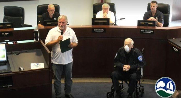 Rockwall city council proclaims Aug. 17 as Tom Egan Appreciation Day