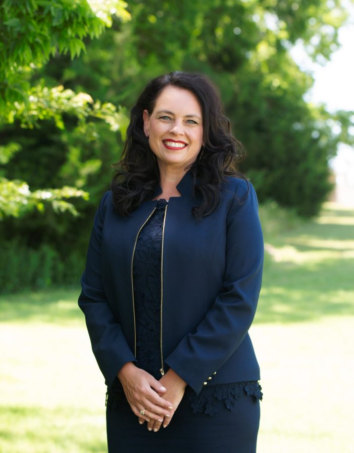 Rockwall Chamber's Darby Burkey selected for Leadership North Texas Class 12