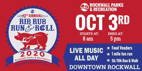 Rockwall's Rib Rub, Run & Roll to feature Car Show