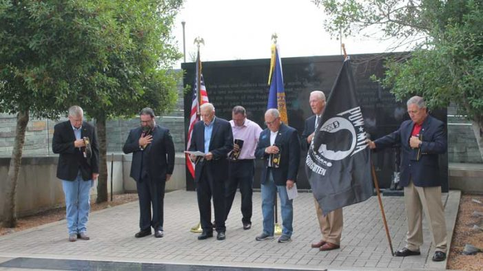 Rockwall County remembers veterans missing in action on National POW/MIA Recognition Day