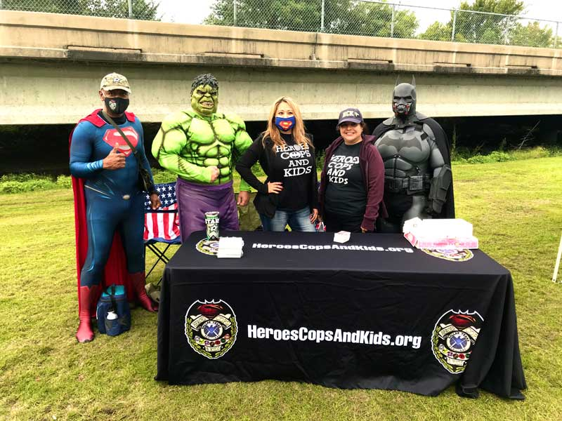 Heroes, Cops and Kids organization
