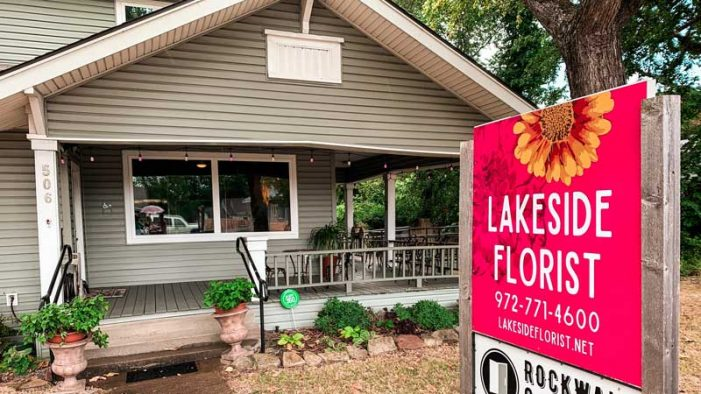 Lakeside Florist moves to new location