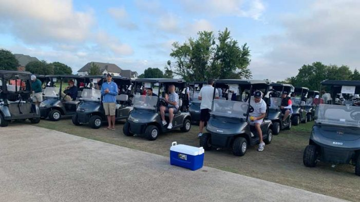 Rockwall County Helping Hands celebrates Annual Golf Tournament