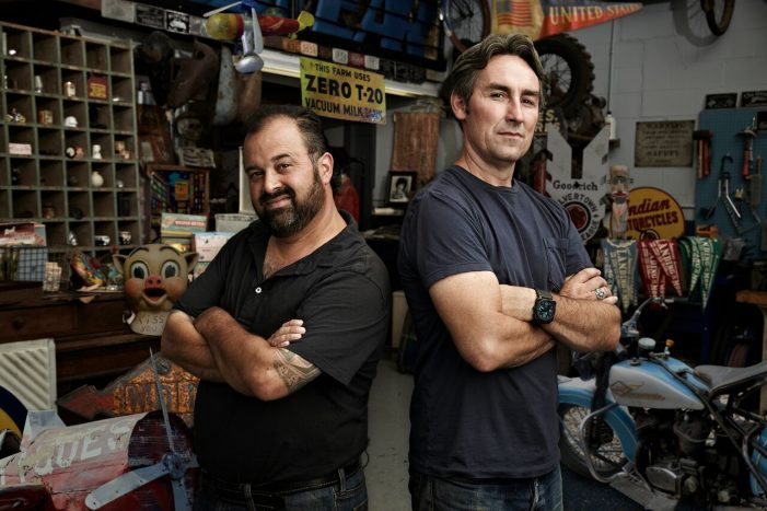 American Pickers to film in Texas: Will your collection get 'picked'?