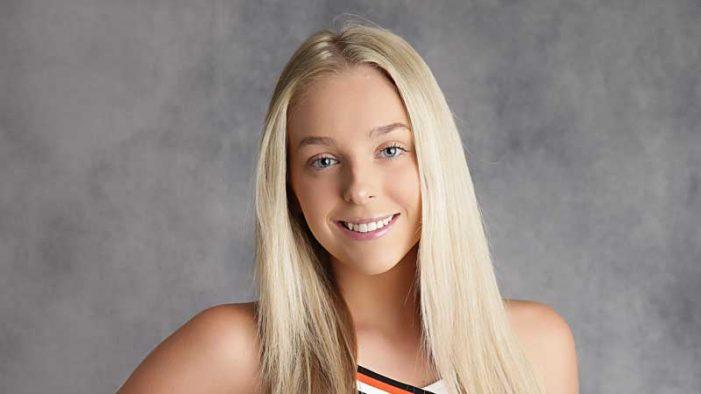 Rockwall High School Cheerleader Spotlight: Maranda Doss