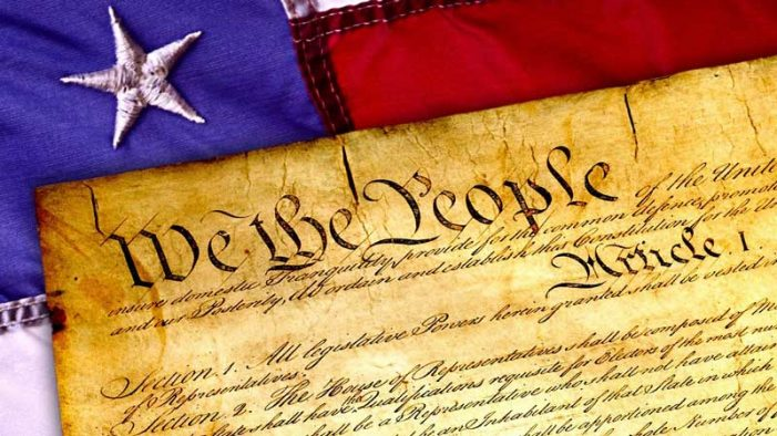 Rockwall city council proclaims Sept. 17-23 as U.S. Constitution Week