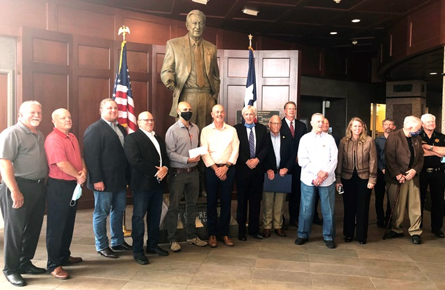 Stretch of Interstate 30 through Rockwall to commemorate Congressman Ralph Hall