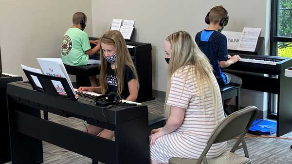 Rockwall School of Music brings families together in harmony for National Grandparents Day Sept. 13