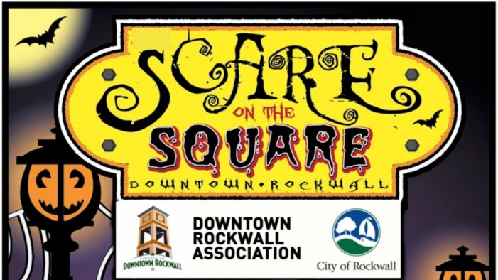 Downtown Rockwall's Scare on the Square to feature drive-thru trick-or-treating and car-stume contest