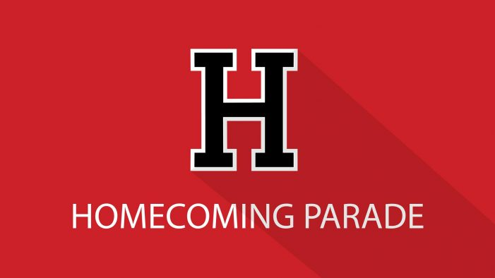 Rockwall-Heath Homecoming 'Reverse' Parade set for Oct. 28