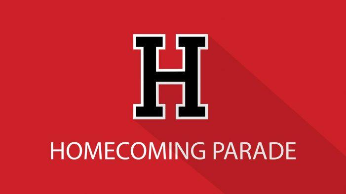 Rockwall-Heath Homecoming 'Reverse' Parade set for Oct. 28