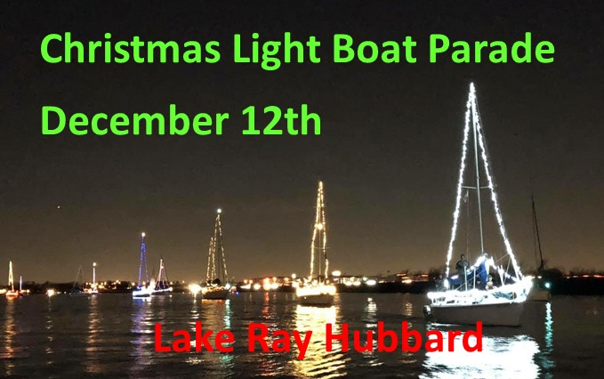 Hubbard Christmas Parade 2020 Christmas lighted boat parade planned for Lake Ray Hubbard – Blue