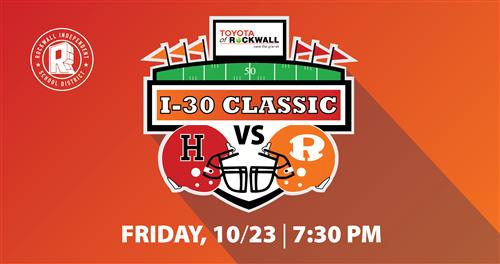 Heath Hawks and Rockwall Jackets to meet on the gridiron for I-30 Classic