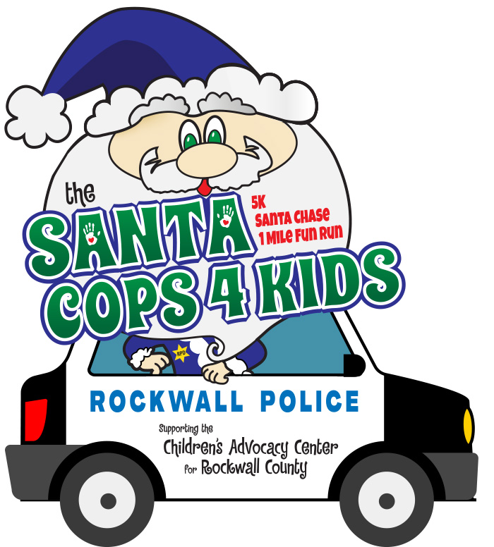 Save the Date: Santa Cops 4 Kids with Rockwall police set for Dec. 19