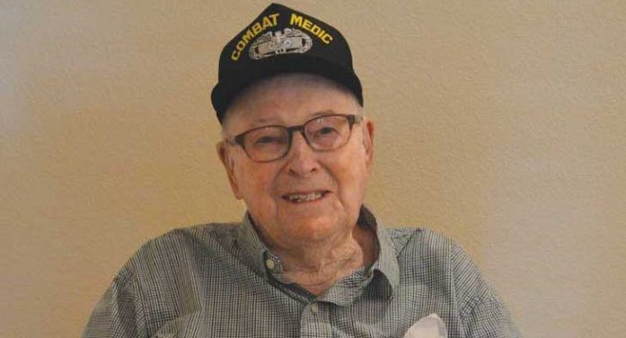 Rockwall WWII veteran turns 100 Oct. 31, community invited to join car parade in his honor