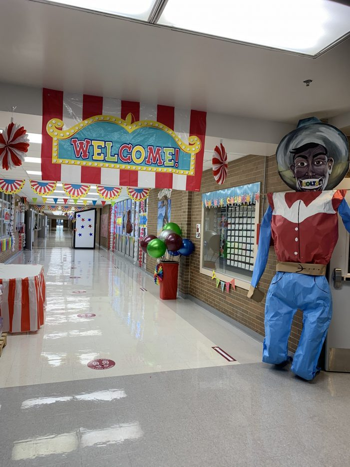 State Fair-themed learning underway at Garland ISD