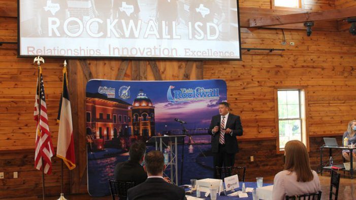 Rockwall, Royse City ISD superintendents provide update on state of education