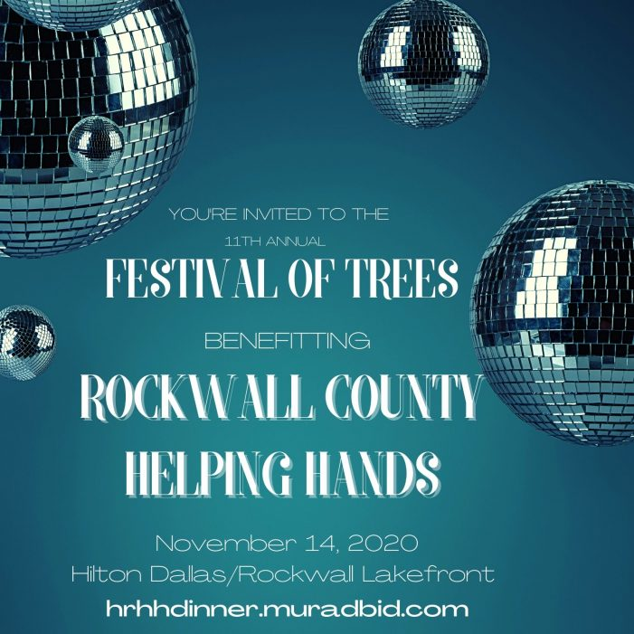 Festival of Trees Gala, Luncheon & Fashion Show to benefit Rockwall County Helping Hands