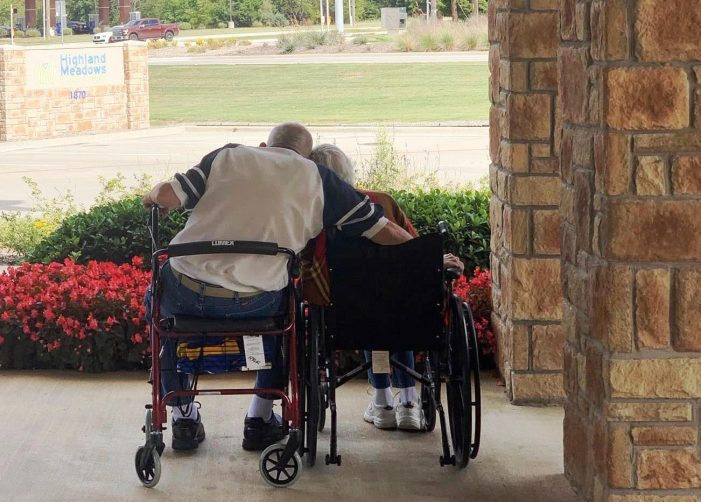 Rockwall health and rehab facility 'walks the walk'