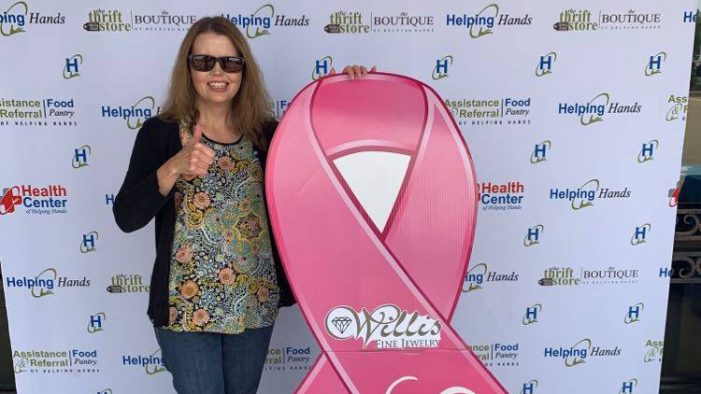 Rockwall Helping Hands Annual Pink Party provides free mammograms, raises breast cancer awareness