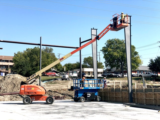 Siren Rock announces vertical construction phase of Rockwall's new brewing facility