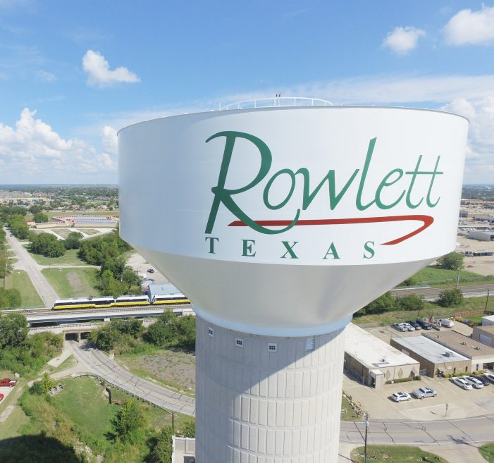 City of Rowlett, Fate, Lucas file motion with Public Utilities Commission