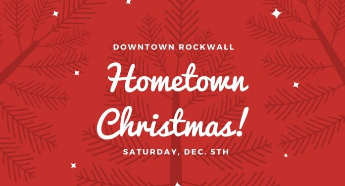 Rockwall Hometown Christmas, parade, tree lighting set for Dec. 5