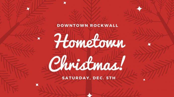 Rockwall Hometown Christmas, parade, tree lighting set for Dec. 5
