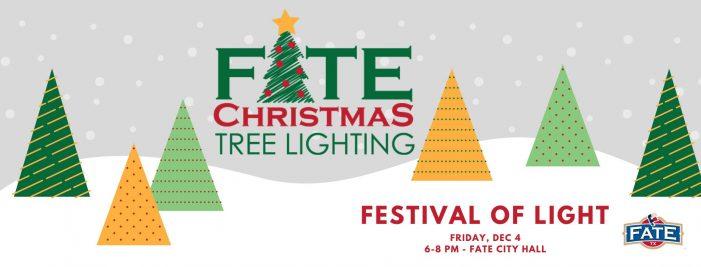 Fate to present Festival of Light, Santa, fireworks