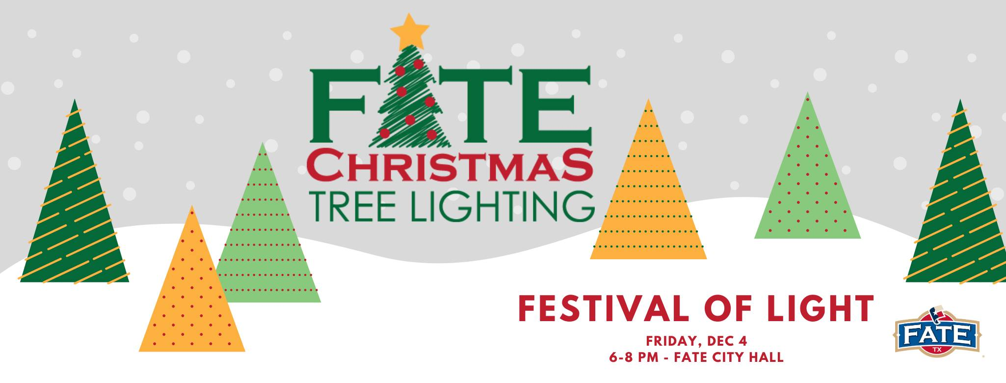 Fate to present Festival of Light, Santa, fireworks
