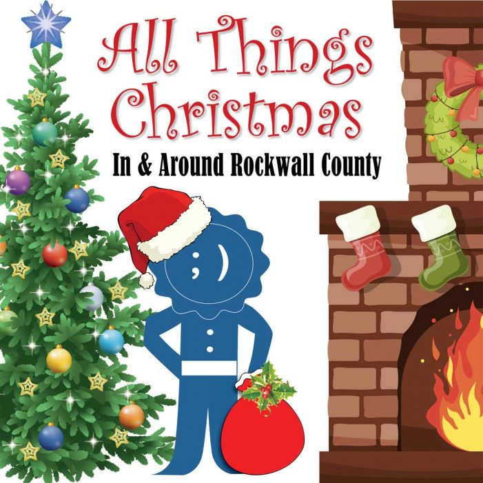 Comprehensive Guide to All Things Christmas In & Around Rockwall County