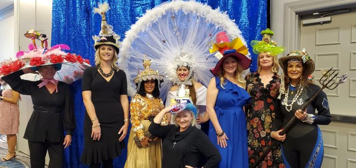 Rockwall Women's League to host Big Hats & Girls in Pearls luncheon