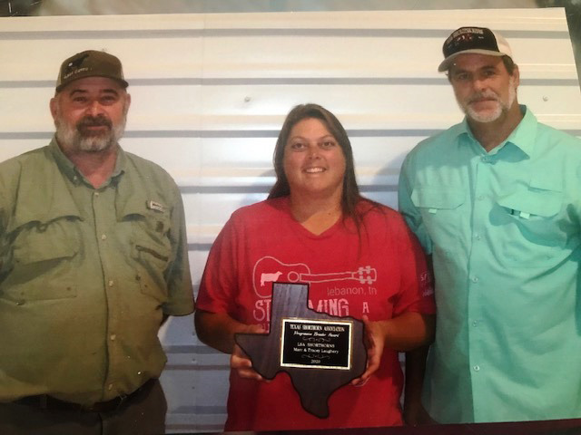 Royse City family wins Progressive Breeder of the Year Award