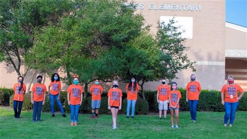Rockwall's Jones Elementary Student Council lead the way this Fall