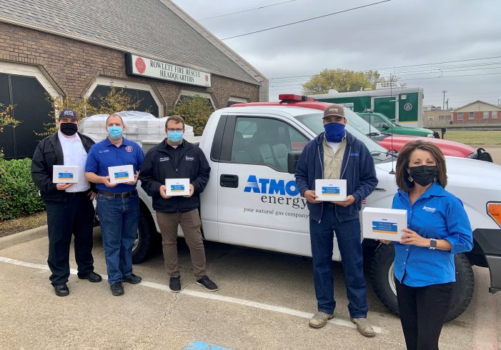Atmos Energy to donate home safety kits to Rowlett residents