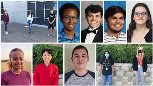 Rockwall ISD announces National Merit Commended, Hispanic Scholars, and Achievement Scholars