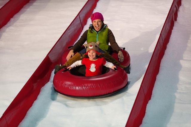 Gaylord Texan prepares to open Winter Wonderland