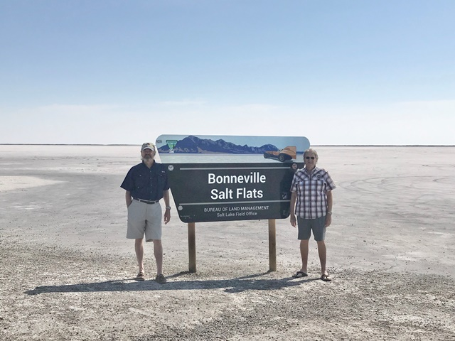 Bonneville – More Than Speed!