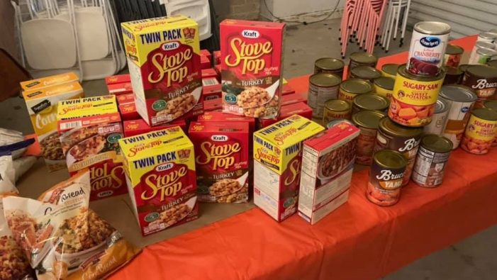 Rockwall County Helping Hands seeks community's aid to fill the food pantry this holiday season