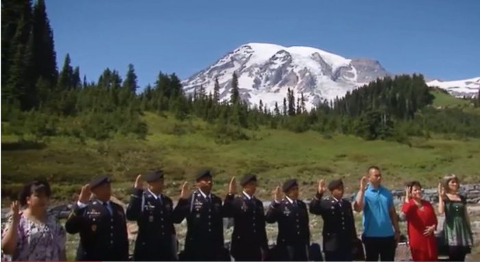 USDA Forest Service grants veterans, Gold Star families free access to national forests, grasslands