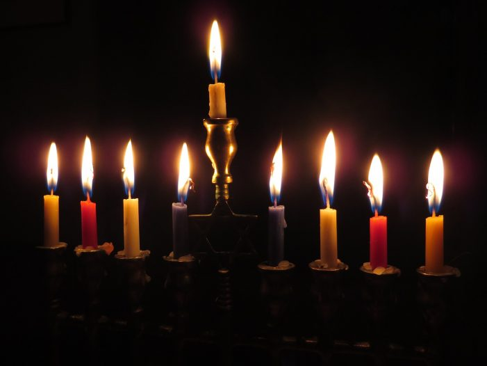 Rockwall's first public Hanukkah menorah lighting to take place at The Harbor Dec. 13th