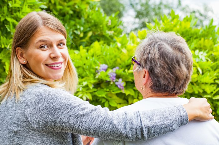 Practical stress management tips for caregivers from Meals on Wheels Rockwall County