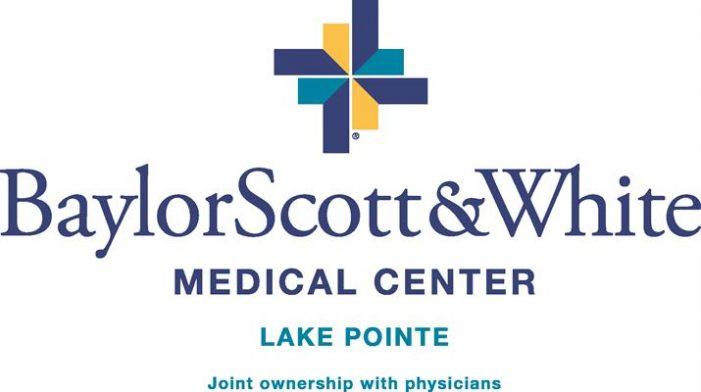Message from Baylor Scott & White-Lake Pointe regarding COVID-19 vaccine