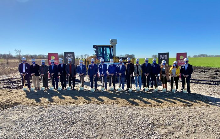 Brookshire, City of Fate breaks ground on new FRESH by Brookshire's store