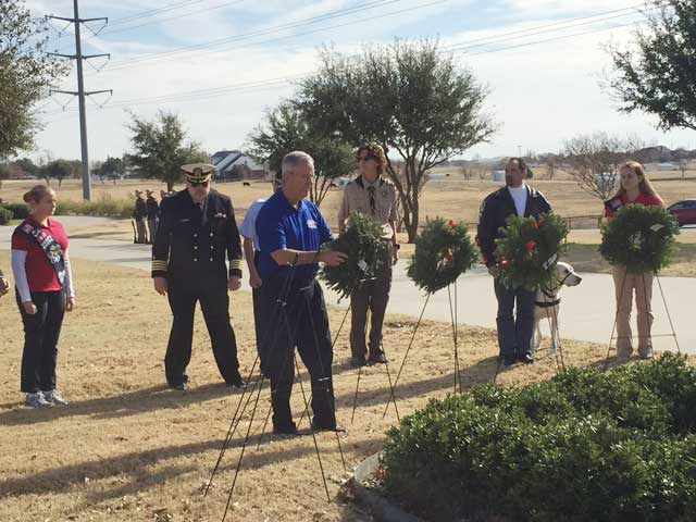Wreaths Across America: Rest Haven welcomes community for laying of wreaths Saturday