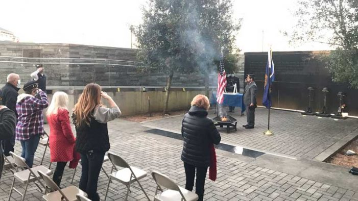 Terry Fisher American Legion Post 117 celebrates lives of passing members with memorial ceremony