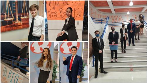 Rockwall High Speech & Debate Team places in top 6 at competition