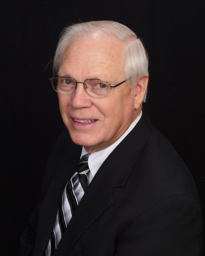 Bennie Daniels, Rockwall City Council member, Place 1 seeks re-election in May